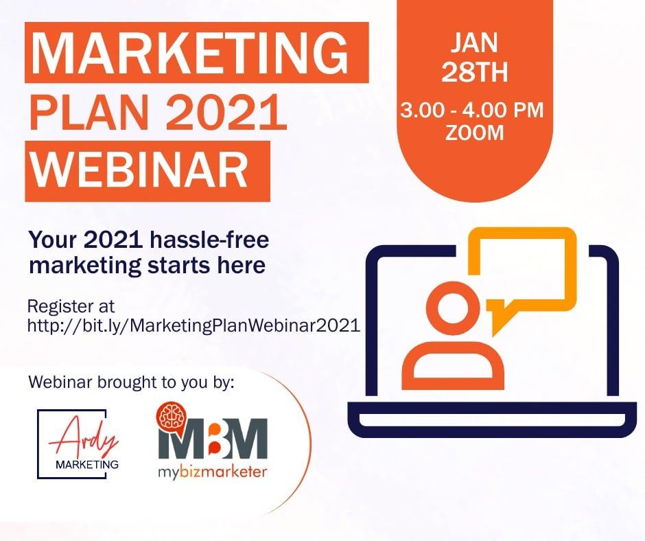 Marketing Plan 2021