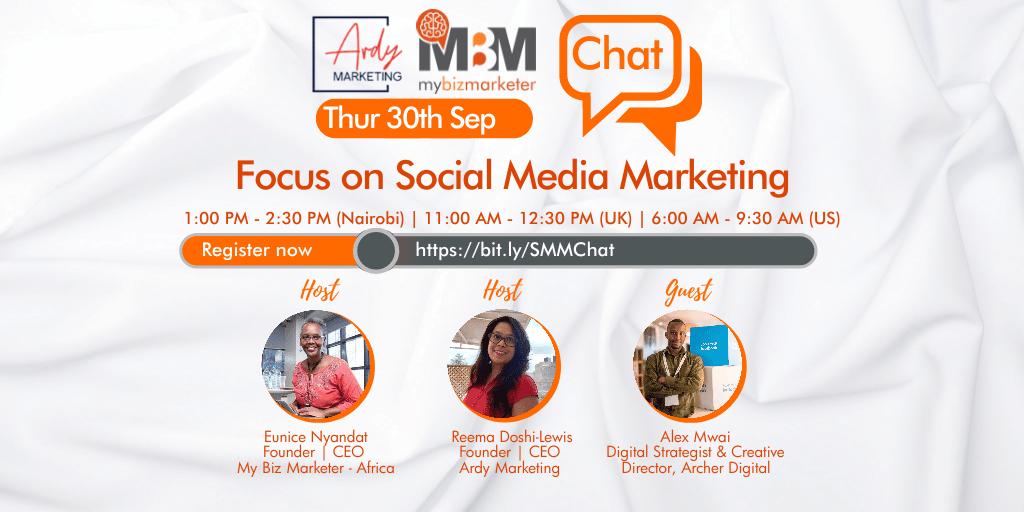 Social Media Marketing Chat